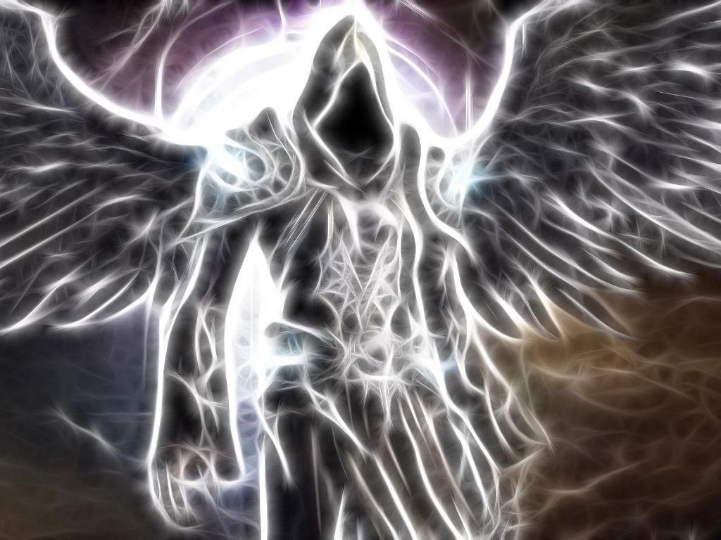 Тёмный ангел обои на рабочий стол